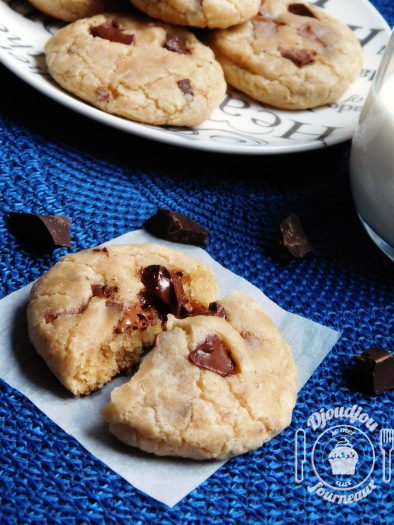 Cookies au chocolatS