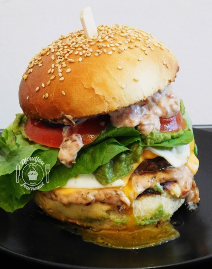 Buns briochés: Pains burger ultra moelleux